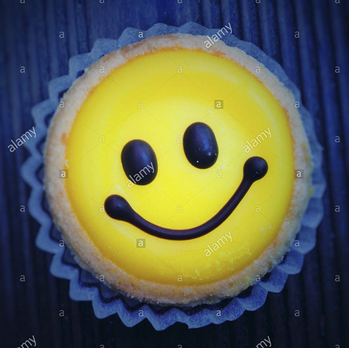 Smiley sign icon. Smiling face symbol of luck & hapiness & peace stock photography