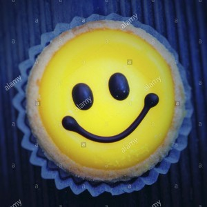 Smiley sign icon. Smiling face symbol of luck & hapiness & peace © Queralt Sunyer