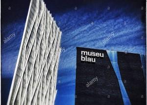 "Barcelona ""Museu blau"", natural museum in Catalonia © Queralt Sunyer"
