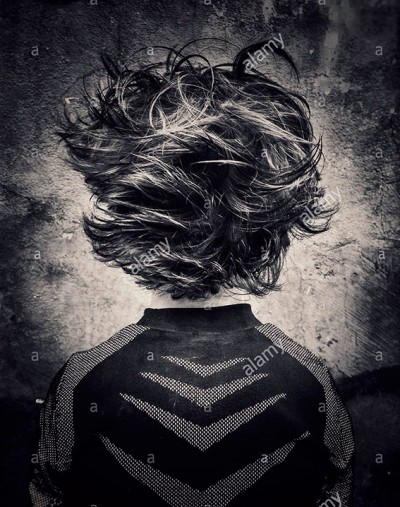 Rear view of a kid's head © Queralt Sunyer
